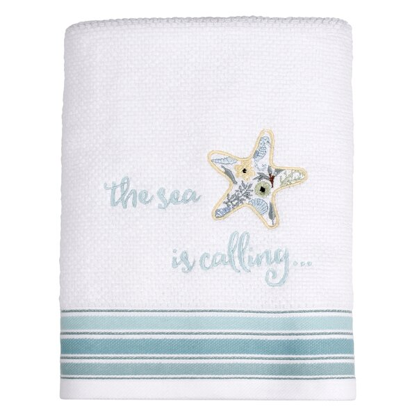 Jaylyn 100% Cotton Hand Towel by Highland Dunes